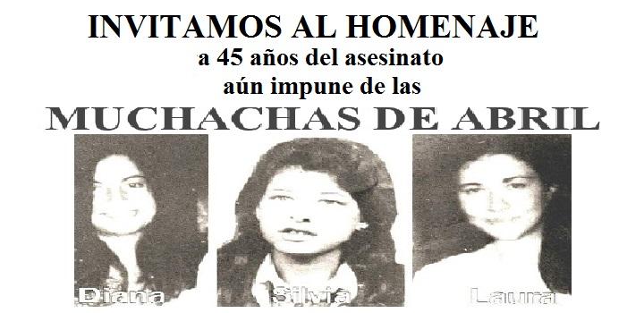 Muchachas De Abril Secretaría De Derechos Humanos Para El