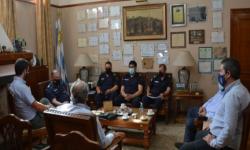Reunión evaluación operativo anti picadas en Canelones